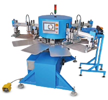 EPHESUS OCTOPUS SCREEN PRINTING MACHINE